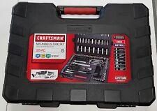Mechanics tool set 165pcs in metrics and inches
