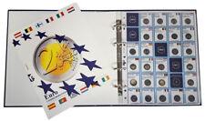 2 EURO raccoglitore ALBUM specializzato per 2 EURO COMMEMORATIVE 2004-2017
