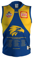 West Coast Eagles 2018 Premiers Guernsey Kids & Adults S - 7XL  AFL In Stock Now