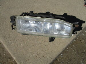 90-91 Accord RH Headlamp