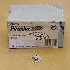 PIRANHA x79001 3mm profilo Rivestimento clip per unire i pannelli per pareti e soffitti