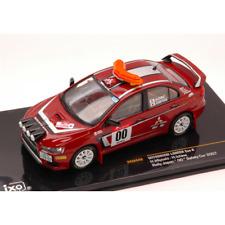 MITSUBISHI LANCER EVO X N.00 RALLY JAPAN SAFETY CAR 1:43 Ixo Model Auto Rally
