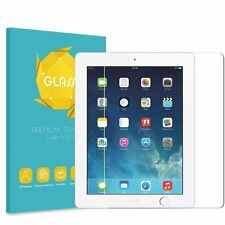 For iPad 2 / 3 / 4 with Retina Display Tempered Glass Screen Protector HD Clear