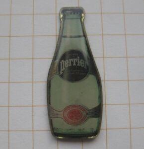 PERRIER / FLASCHE   ............ Tafelwasser Pin (101d)