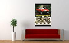 """1978 MULLINS WHEELS XJS JAGUAR AD PRINT WALL POSTER PICTURE 33.1""""x23.4"""""""