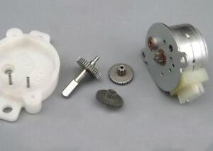 10st 12V Step Schritt Motor mit Metallgetriebe & Reduktionsverhältnis: 36:1