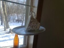 China Cup And Plate Bird Feeder