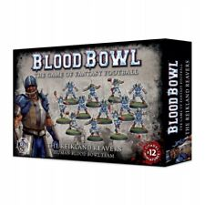 Blood Bowl - The Reikland Reavers - Brand New - Free Shipping