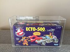 """1989 Kenner The Real Ghostbusters """"ECTO-500"""" Qualified AFA 80 WOW Look!"""