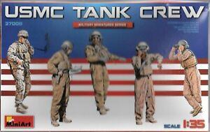 MiniArt Usmc Tank Ras En 1/35 37008 St B2