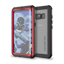 Galaxy S8 / S8 Plus S8+ Case | Ghostek NAUTICAL Waterproof Shockproof Armor