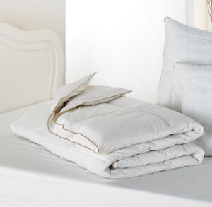 PURE NEW WOOL 5 TOG DUVETS 100% Cotton Percale Case LUXURY ANTI-ALLERGY QUILT