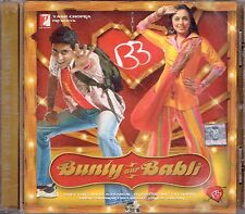 BUNTY AUR BABLI - Original Bollywood Soundtrack CD von Shankar-Ehsaan-Loy