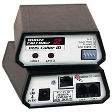 Whozz Calling? Pos 2 (Basic) Caller Id - Ethernet Link - Bnib W/Warranty