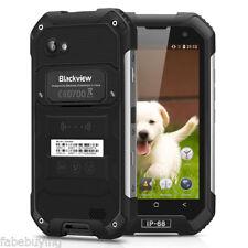 "Blackview BV6000 4G 4.7"" HD Android 7.0 MT755 2.0GHz 4200mAh BT4.0 Móvil Celular"