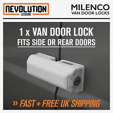 Milenco Van Security Van Door Dead Lock Single Fits Motorhome Rear & Side Doors