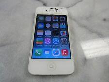 Apple iPhone 4 - 16GB - White (Verizon) CLEAN ESN WORKS PLEASE READ 8927