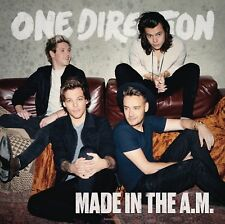 One Direction - Made in the A.M. (CD, 2015) NEW SEALED