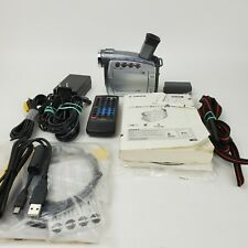 Canon Zr85 Mini Dv Camcorder Parts Only with all accessories