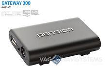 Dension Gateway 300 - GW33AC2 - Audi 1998/2008 - ISO