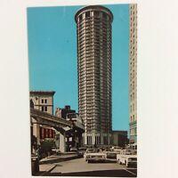 "Vintage Post Card Washington Plaza Hotel Seattle 3.5""x5.5"" Unposted"