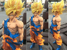 Anime Figure Toy Dragon Ball Z Special Ver. Son Goku Figurine Statues 34cm