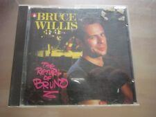 BRUCE WILLIS - THE RETURN OF BRUNO - CD