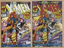 Uncanny X-Men 281🔑 1st & 2nd Print Death of Emma Frost🐧 1st Trevor Fitzroy🔥