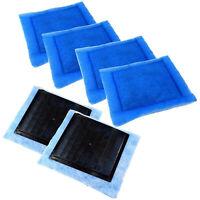 6-Pack HQRP Aquarium Filter fits Aqua-Tech 20-40 and 30-60 Power Filters