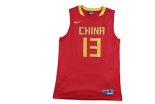 Maillot basket rétro Chine N°13 Yao Ming