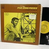 Five Easy Pieces- Tammy Wynette- Epic 30456- VG++/VG+- Soundtrack