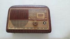 radio année 1950