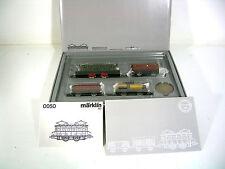 Märklin H0/00 Zugset 0050  mit E-Lok RS 700,Unbespielt!  Sonderserie nur 1985!!