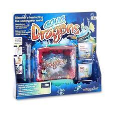 Aqua Dragons Mondo Sottomarino SEA Monkeys La scienza Play Set Kit Educativo Regalo