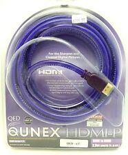QED Qunex HDMI-P  HDMI Cable 3.0 meter