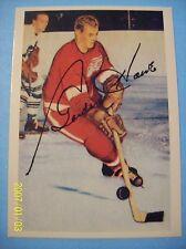 "1993-94 Parkhurst ""Parkie's Reprints"" 1953-54 (Promo Card) # 50 Gordie Howe!"