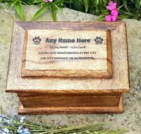Ashes Box Pet Urn Dog Urn Cat Urn Ashes Casket Pet Urn Cremation Memorial Box