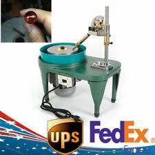 Jade Flat Grinder Jewelry Equipments Cutting Grinding Tools Gemstone Machine