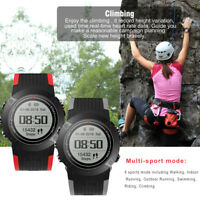 DM18 GPS Running Smart Watch Multi Sports Fitness Tracker Heart Rate For iPhone