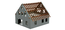 Herpa Pre-Fab House - Shell Only 158800