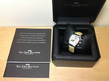 Used - Reloj Watch Montre VAN DER BAUWEDE - Magnum XS Cal. 65 - Box & Papers
