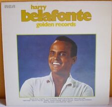 LP Harry Belafonte -Golden Records / Die Grossen Erfolge