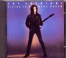 CD 18T JOE SATRIANI FLYING IN A BLUE DREAM DE 1989 MADE IN FRANCE