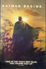 Batman Begins (DVD, 2005) Brand New Super Fast Free Shipping