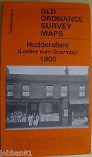 Old Ordnance Survey Map Huddersfield (Lindley cum Quarmby) 1905 S246.10 New Map