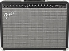 "Fender Champion 100 2x12"" 100-Watt Guitar Combo Amp Demo"