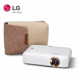 [LG] PH550 Mini beam LED DLP Projector WXGA 1280X720 550Ansi w/Android OS WiDi