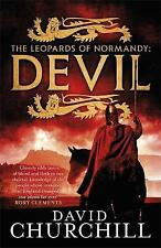 The Leopards of Normandy: Devil: Leopards of Normandy 1,Churchill, David,New Boo