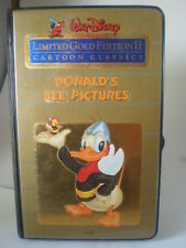 Walt Disney Home Video Limited Gold Edition Cartoon Classics II Donald's Bee Pic
