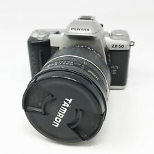 Tamron AF Aspherical LD (IF) 28-200mm f/3.8-5.6 Macro Lens W Pentax ZX-50 35MM